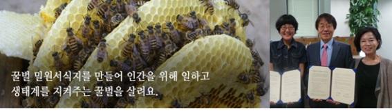 [꿀벌레터] 대한민국 최초, 꿀벌을 살리는 서식지 확보활동을 하며...1.jpg